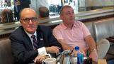 Two men linked to Trump Ukraine scandal arrested