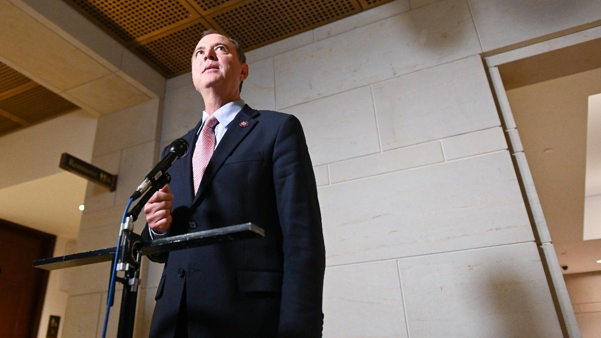 Rep. Schiff says committed to protecting whistleblower