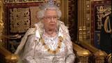 Queen's Speech eröffnet britisches Parlament