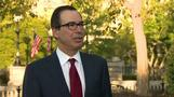 'We'll do what we need to do' to get China trade deal done -Mnuchin