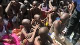 Dozens rescued from chains at Nigerian Islamic 'school'