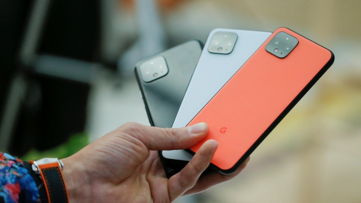 Google unveils next generation of Pixel phones