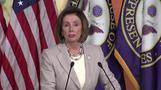 Pelosi says Trump had 'meltdown' following House vote on Syria