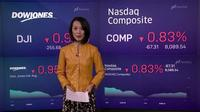 NY株下落、中国経済の減速懸念で(18日)