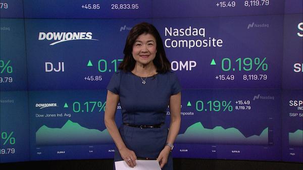 NY株小幅高、決算不振もボーイングに買い(23日)