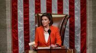 美国众议院通过针对川普的弹劾调查程序议案