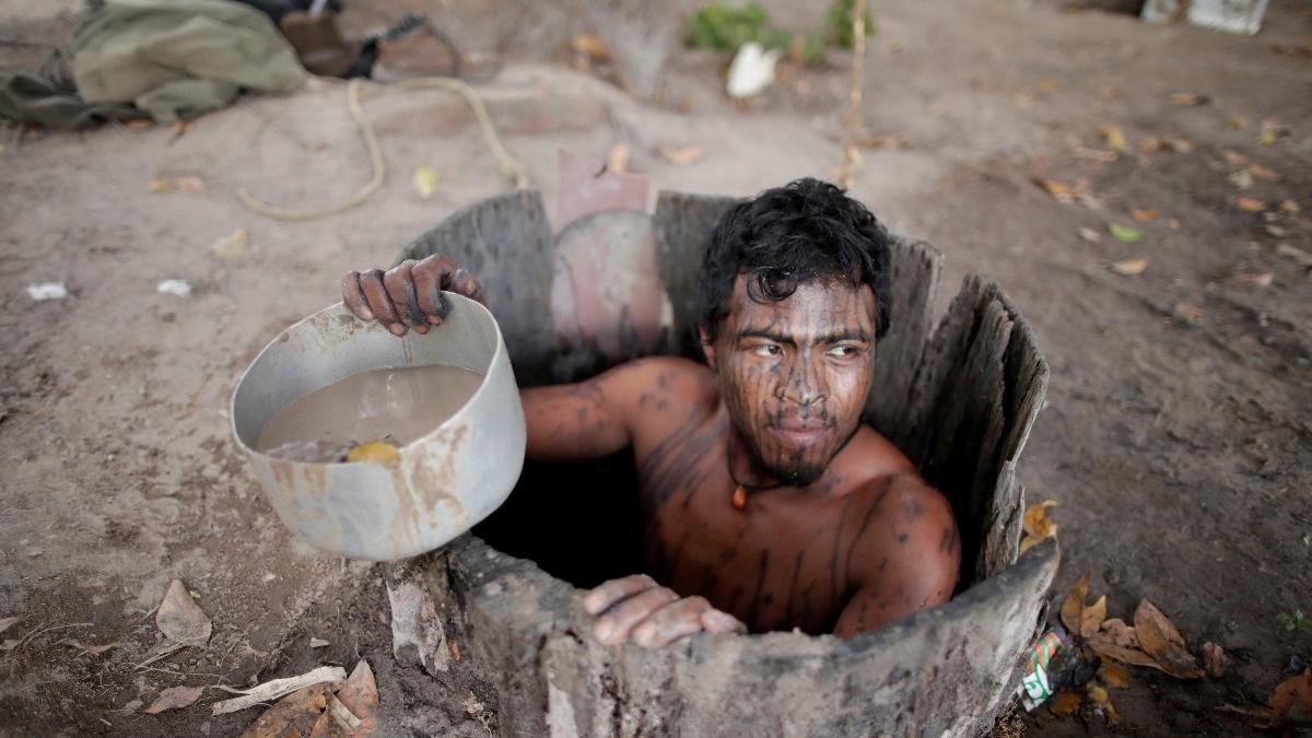 Illegal loggers kill Amazon guardian