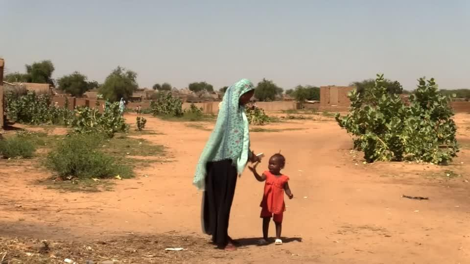 Doubts and death in Darfur, as PM promises brighter future