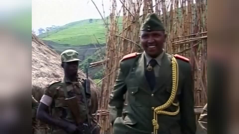 Congo's 'Terminator' jailed for war crimes