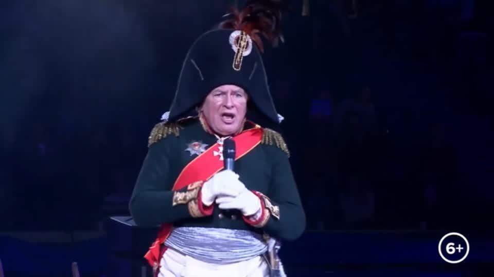 Renowned Napoleon re-enactor admits murdering lover, 24