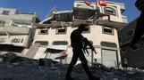 Israel-Gaza violence spirals, Israel kills commander