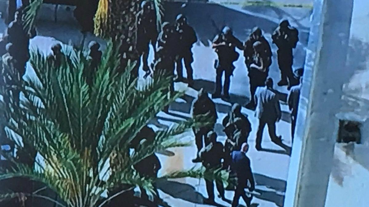 Police look for motive behind California school shooting