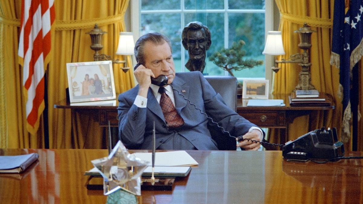 Pelosi says Trump's actions 'so much worse' than Richard Nixon