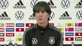 Loew proud of Germany's Euro 2020 qualification during \
