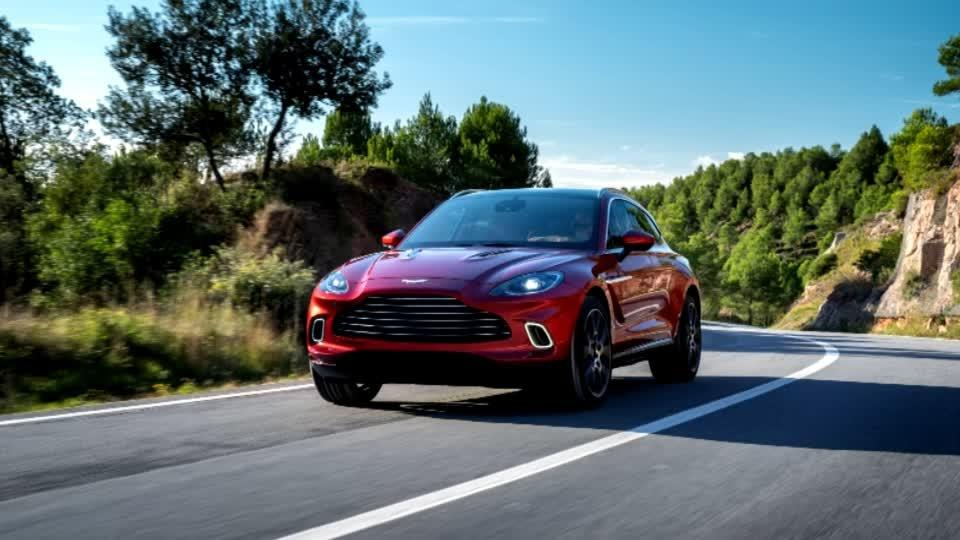 Why Aston Martin wants 'Charlotte' to buy its SUV