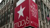 Macy's slashes outlook second time before holidays