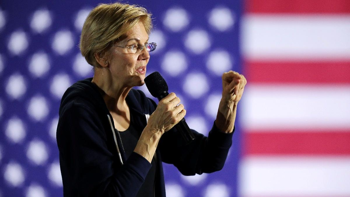 New poll shows shakeup in Democratic 2020 field