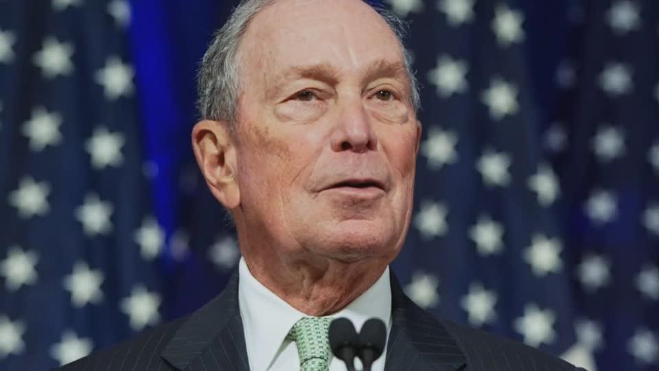Bloomberg in 'outstanding health': doctor