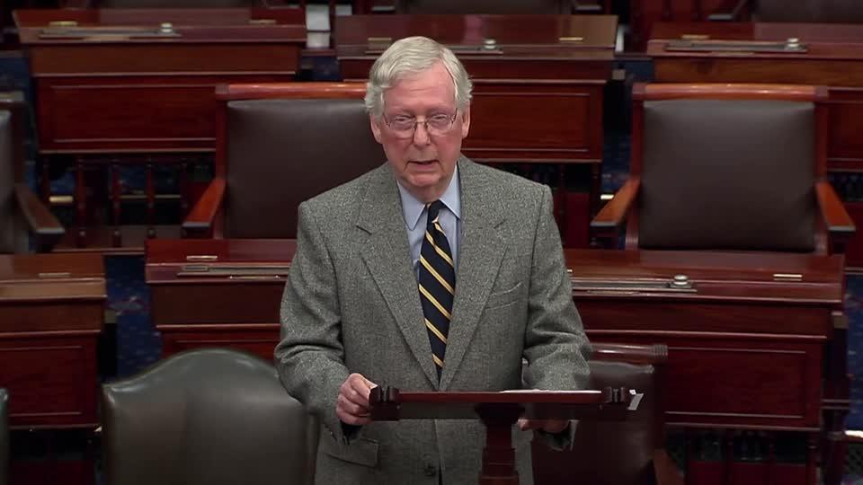 Stalemate in Senate over Trump impeachment
