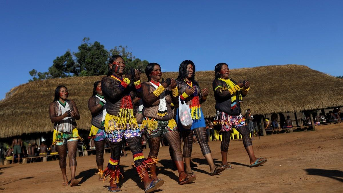 Amazon tribes gather to resist Brazil government