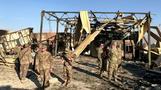 イランのミサイル攻撃で米兵11人が負傷、当初ゼロと発表(字幕・17日)
