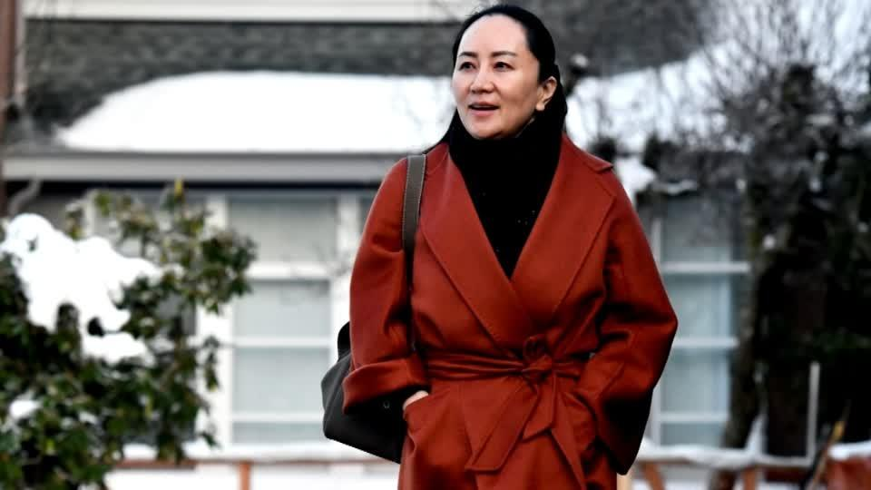 China demands release of Huawei CFO Meng