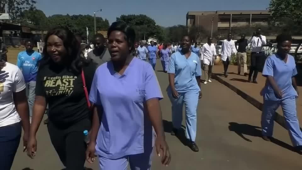 Zimbabwean billionaire pays out to end doctor strike