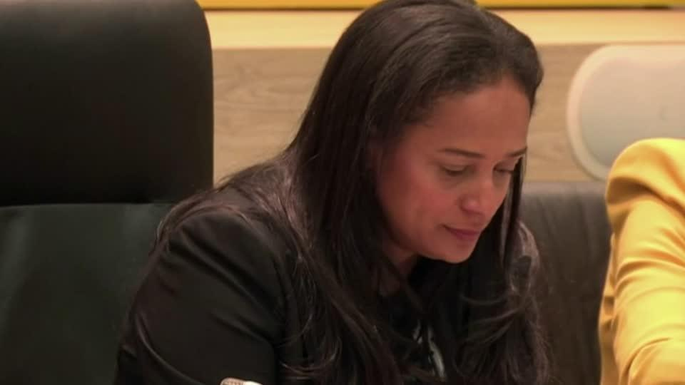 Suspect named in Dos Santos investigation found dead