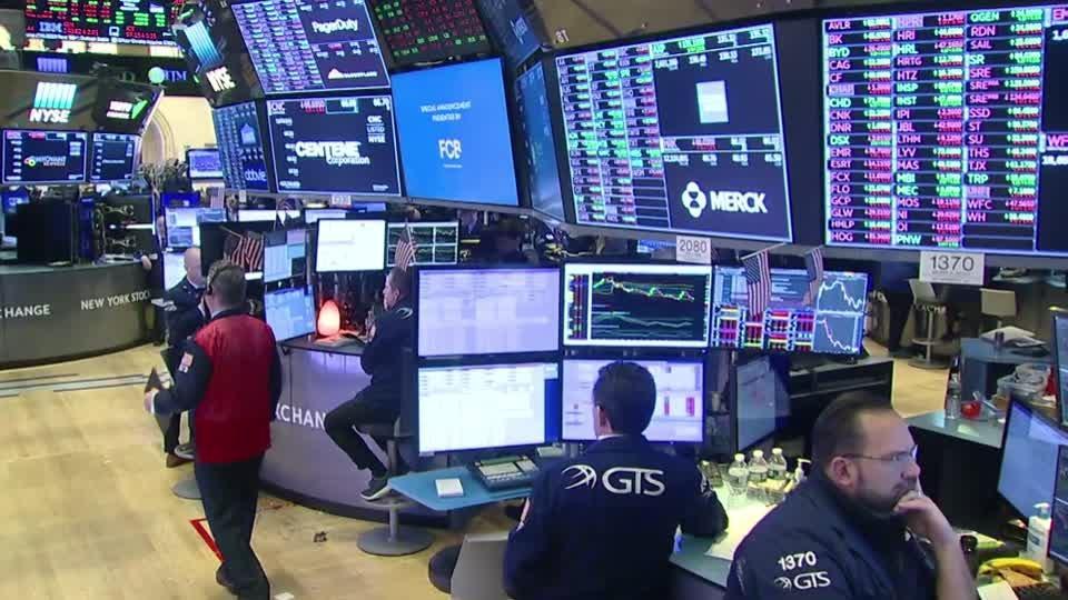 Weak ahead on Wall Street