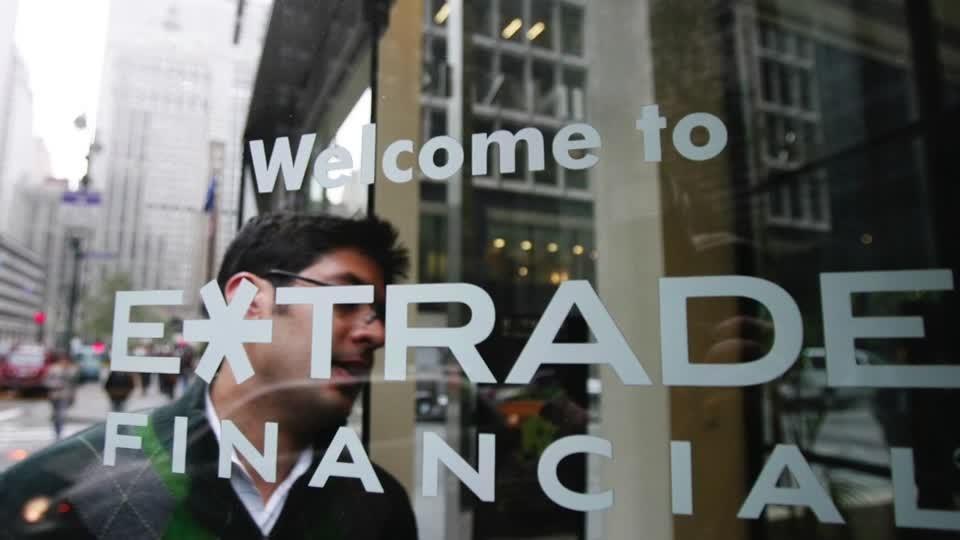 Morgan Stanley buys E*Trade for $13 billion