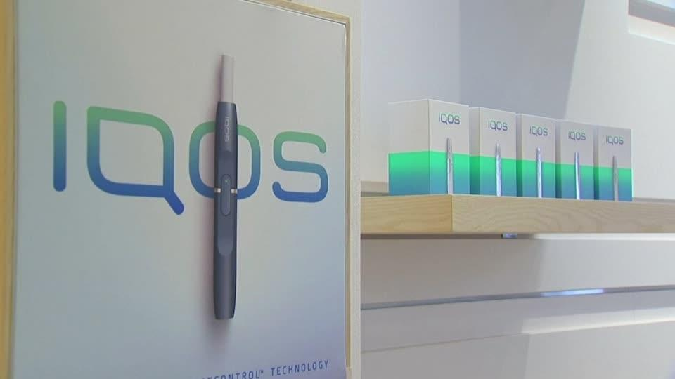 "Philip Morris' campaign to ""normalize"" IQOS"