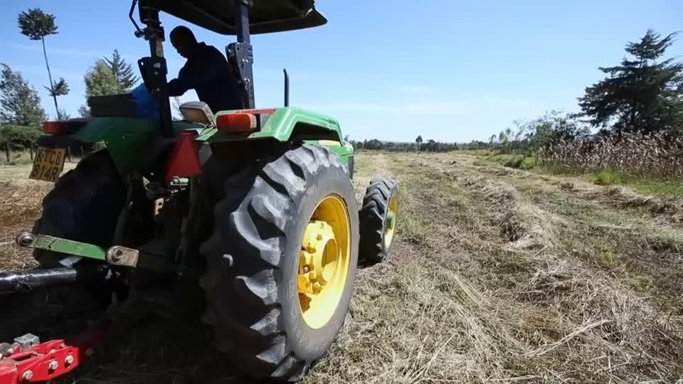 John Deere hopes to break ground in Africa through tractor-hailing tech