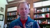 自宅待機を乗り切るコツ、ISSで204日過ごした宇宙飛行士がアドバイス(字幕・28日)