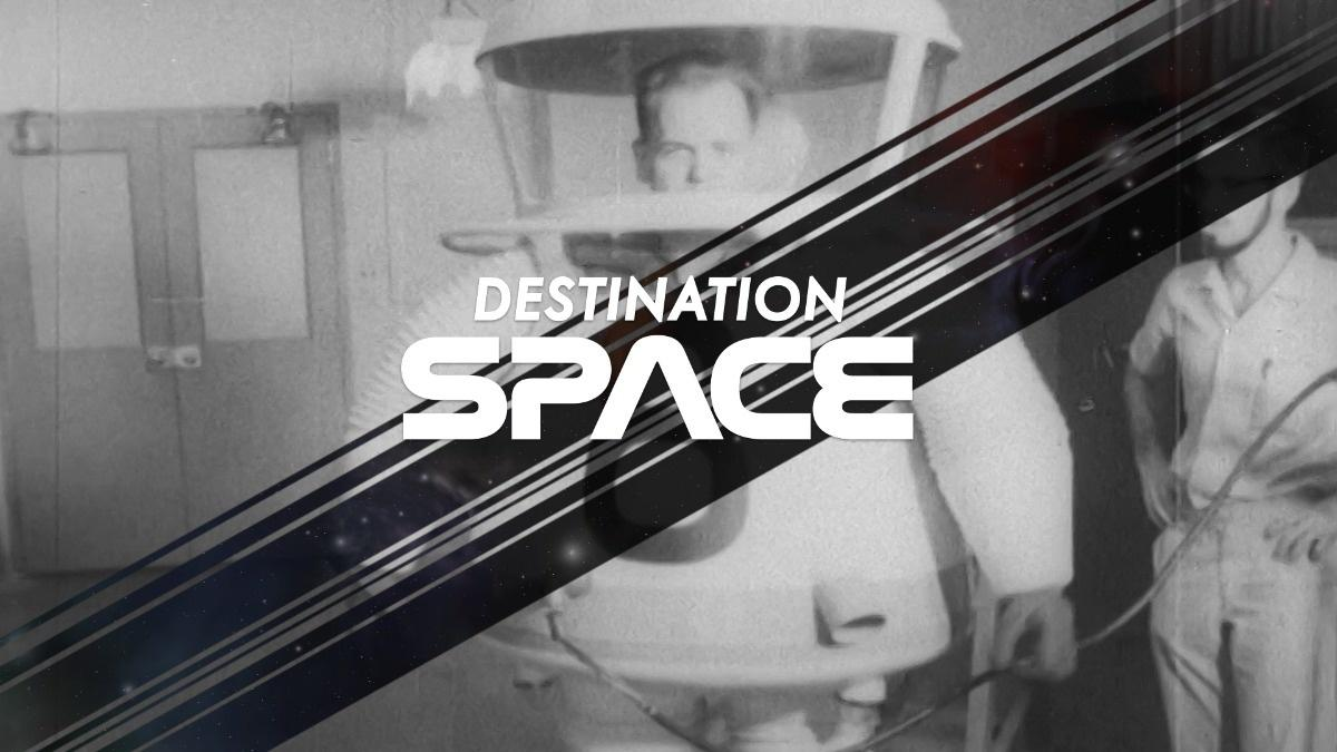 Destination Space: How have spacesuits evolved over time?