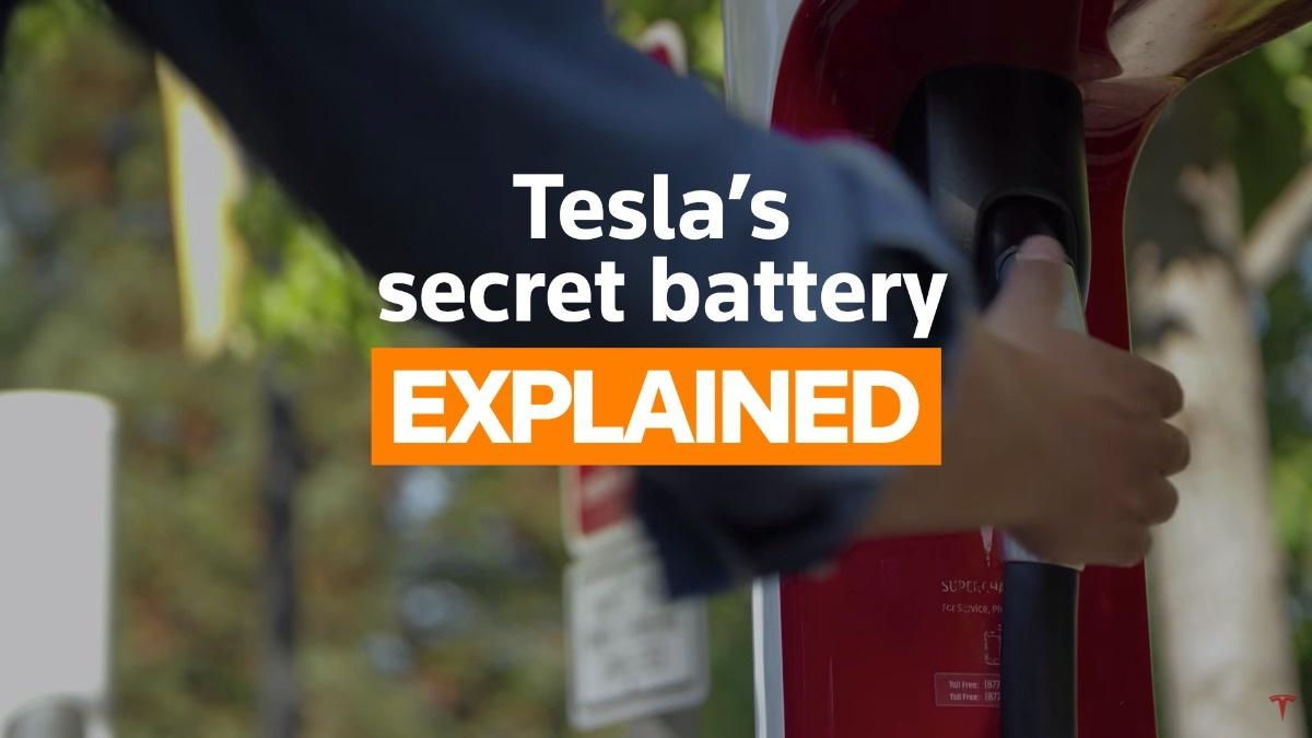 EXPLAINED: Tesla's game-changing secret battery