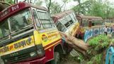 大型サイクロンがインドとバングラを横断、少なくとも82人死亡(字幕・22日)