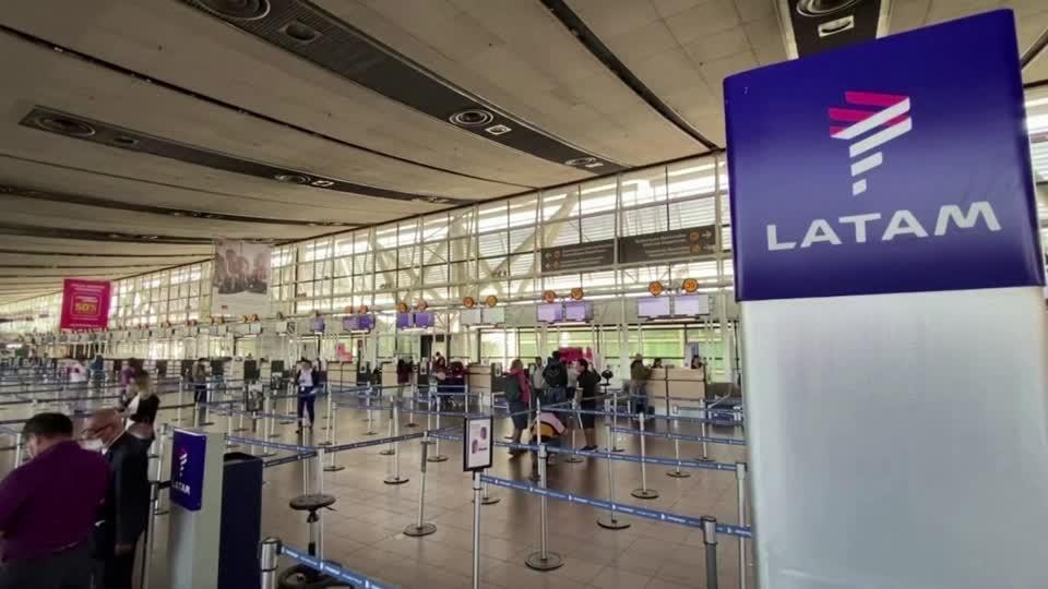LATAM becomes biggest airline victim of crisis