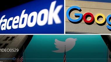 """特朗普签署针对社交媒体的行政令 之上其推文被标注""""事实核查"""""""