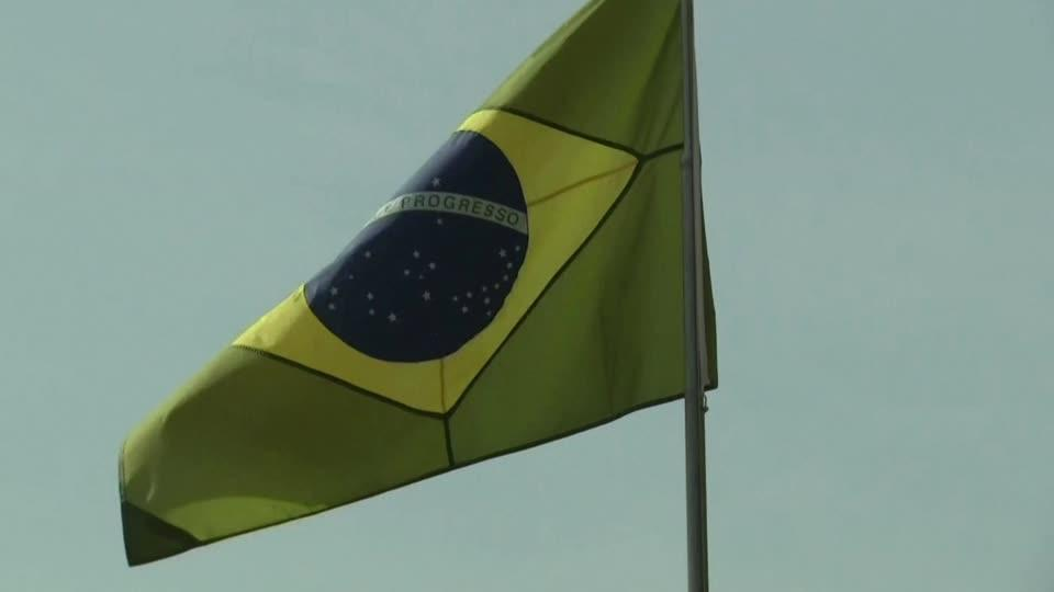 Brazil's COVID-19 deaths surge past UK