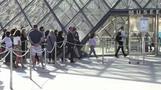 やっと「モナリザ」に会える、ルーブル美術館が4カ月ぶり再開(字幕・6日)