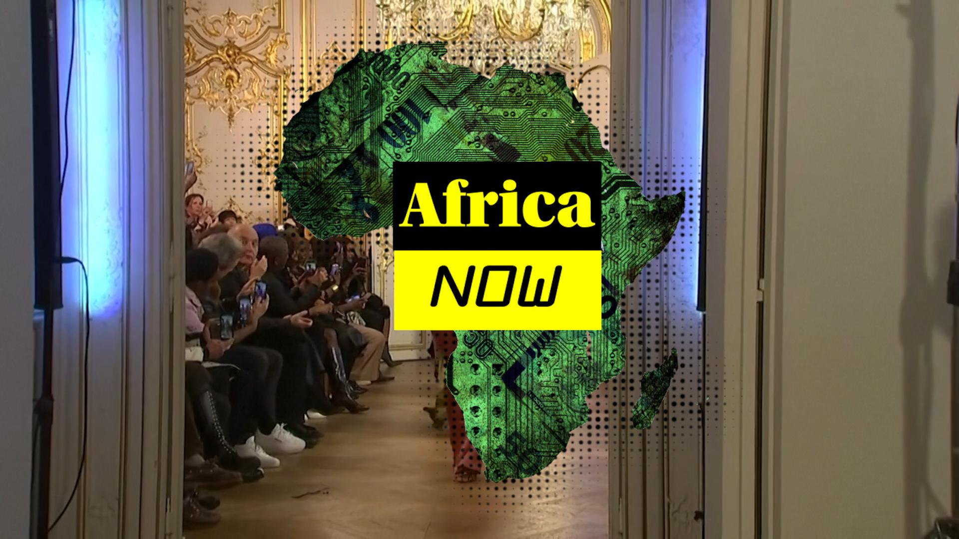 Africa Now: Cameroonian haute couture