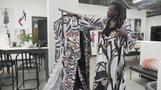 How math changed a Senegalese designer's brand