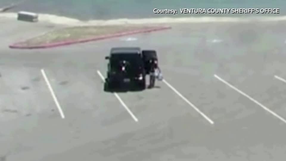 CCTV: Naya Rivera boards boat before disappearance