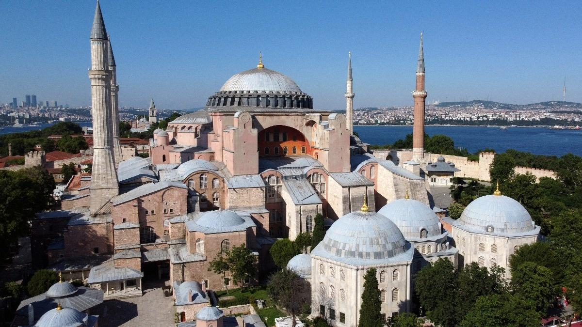 Explained: The battle over Turkey's Hagia Sophia