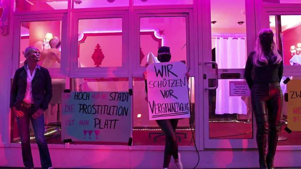 Sex workers demand Germany's brothels reopen