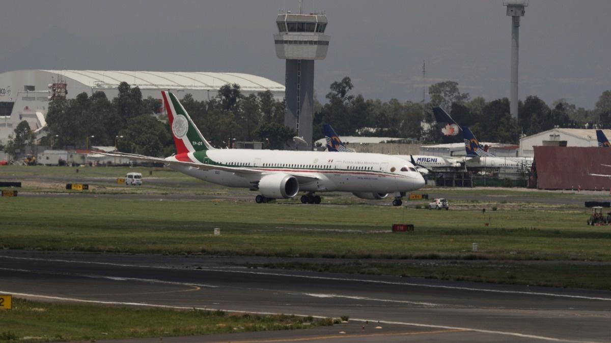 That Mexican presidential jet is still on sale