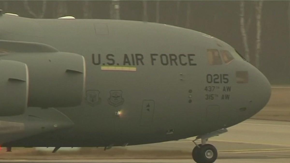 Pentagon details troop withdrawal from Germany