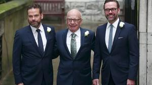 James Murdoch resigns from News Corp board