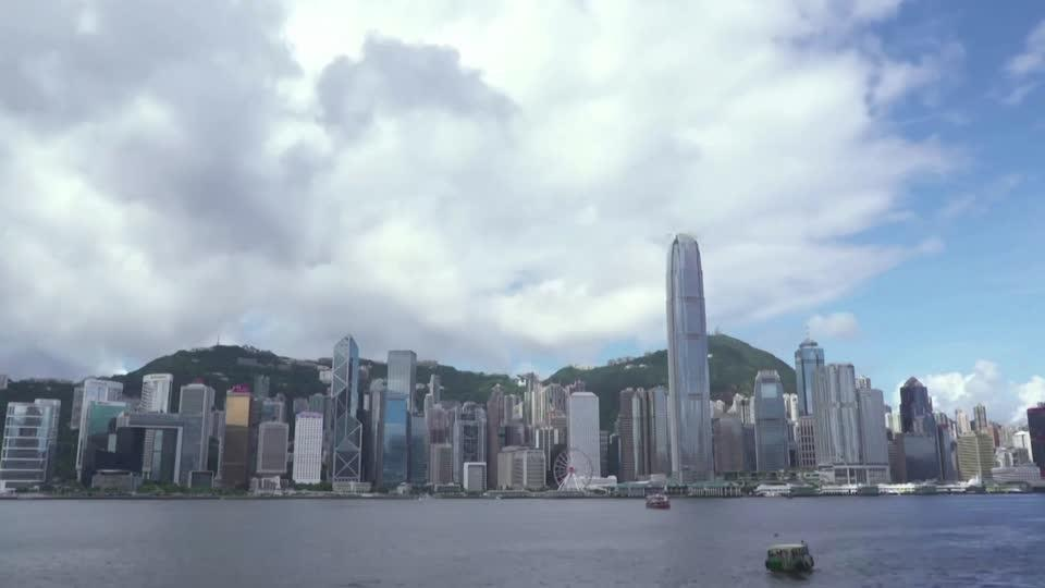 HK vows it won't be intimidated by U.S. sanctions