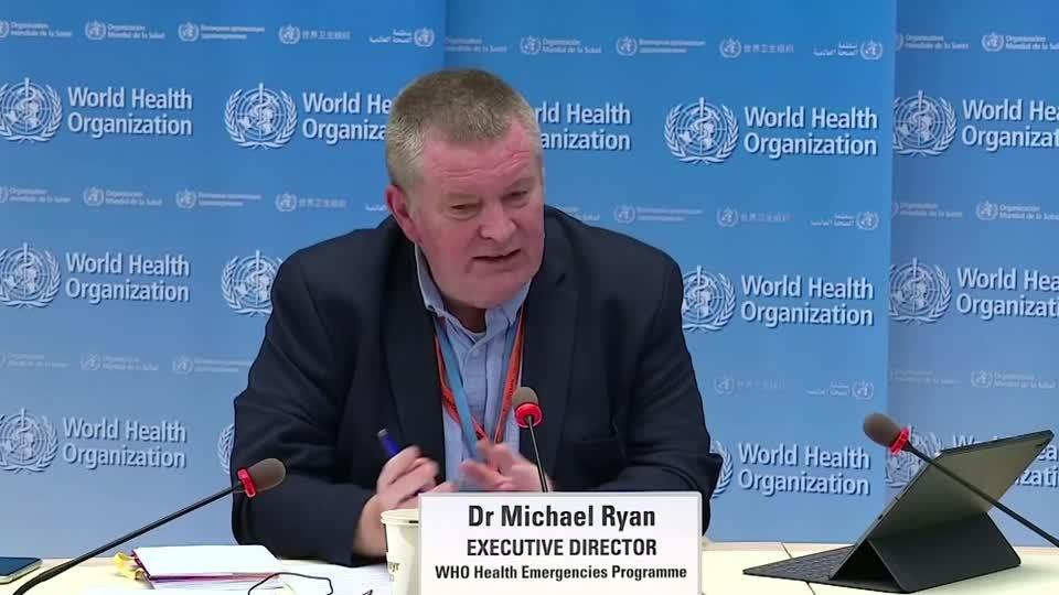 WHO warns of need to fight new flare-ups
